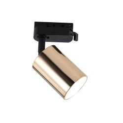 LAMPKA DO SZYNY 1FAZ KIKA TRACK GOLD